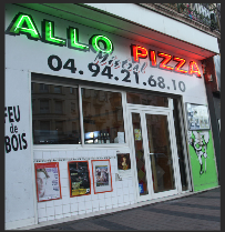 livraison de pizza pont du las