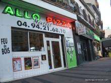 pizzeria a proximité toulon